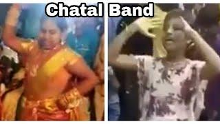 THIS TWO GIRLS DANCE IS AWESOME | CHATAL BAND | HYDERABAD DRUMS | 2018