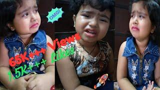 Saniya Ahamadके आगे सब fail/cute girl sad expression vigo viral video