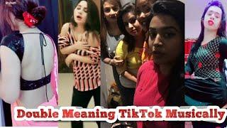 Double Meaning TikTok Musically Video | Hot Girls viral Video | WhatsApp status | ????????????