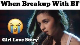 Girls - Love Story On Bollywood Style  - Bollywood Song Vines { Female Version }