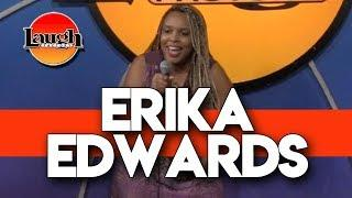 Erika Edwards | Women's Marches | Laugh Factory Stand Up Comedy