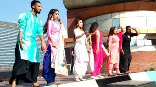 New.. Most popular Punjabi girl dance video 2018