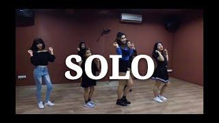 G.Creation Dance Studio_Solo (Jennie) Girls K-Pop