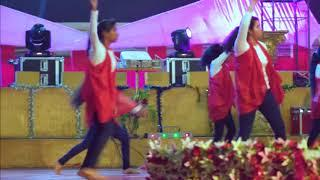 Youth Girls Dance..(Domnic & Jo-an Ministries)..