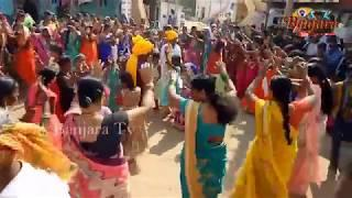 Banjara Culture , Banjara Girls Dance , Sk Banjara Tv