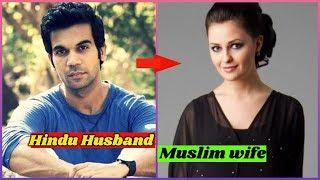 Hindu Actors who Married Muslim Women