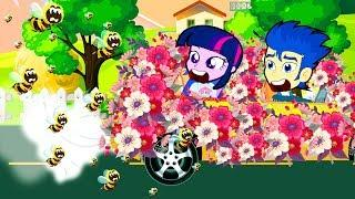 Equestria Girls Princess - Twilight Sparkle and Friends Animation Collection Episode #48