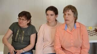 Zelenograd 2019. Chess Deaf Russia Ch. (Men & Women). Photo-video film 2