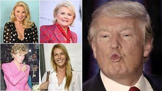 These are the famous women who turned down Trump before he married Melania