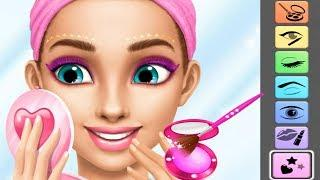 Fun Girl Care Kids Games - Hannah's High School Love Story - Fun Dress Up Makeover Game By TutoTOONS