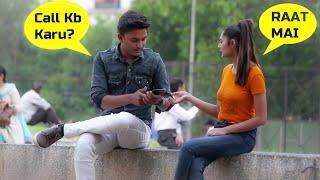 Getting Girls Number Prank ( With A Twist ) Pranks In India