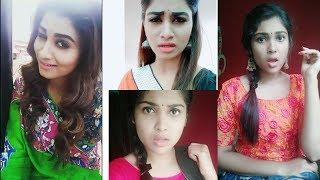 Edhuvaraiyo Movie Dubsmash By Tamil Cute Girls - nayanthara movie scenes Dubsmash Video