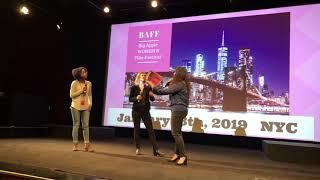 2019 Big Apple Women's Film Festival Q and A