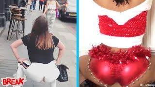 Ultimate Funny GIRL FAILS compilation 2019 | Funny Videos 2019 by Break