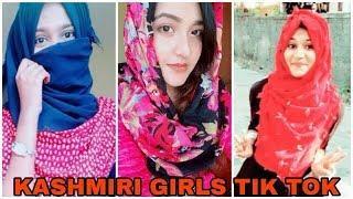Kashmiri Girls Famous Tik Tok Videos | Kashmiri Girls Tik Tok