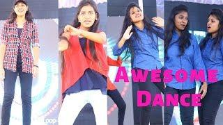 College Girls Best Dance Performance 2019 Youth Fest Awesome Dance Video