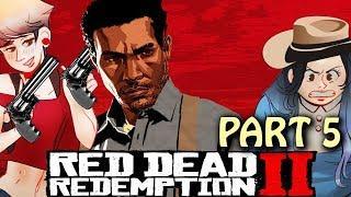Satan's Bum - Red Dead Redemption 2 Part 5 (2 Girls 1 let's play)