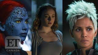 'X-Men: Dark Phoenix': Fierce Female Mutants