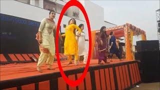Beautiful Funky Girls Group Dance Performance On Peg Di Waashna || Latest Punjabi Dance Video 2018