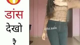 Girls dance video // funny baba club video