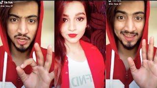 Mr faisu musically video | with Girls | TEAM07 | Faizbloch | Adnan | Hasnain | letest Tik Tok India