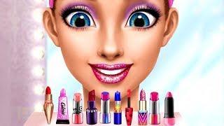 Hannah Cheerleader Fun Makeup & Beauty Salon Makeover Dance Girls Games