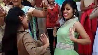Desi girls dance%%marriage ???? party %%