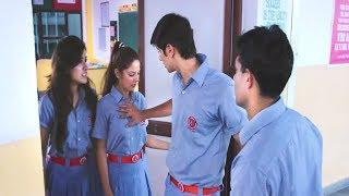 A True Love Story Part - 3   Heart Touching Love Story   School Girl And Boy Love Story