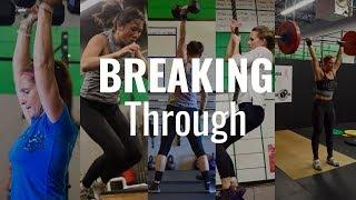 """BREAKING Through"" 