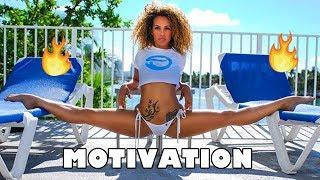 Awesome Flexibility Girls Workout - BEAUTY & STRENGTH - CrossFit Motivation Video