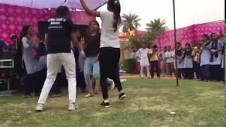 Dheere Dheere jump Laga kardiya ko Dj tod nakeli || school girls dance performance 2018|