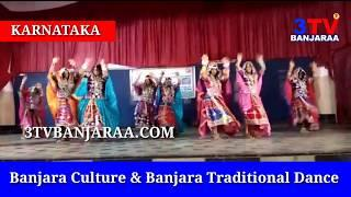 Karnataka Banjara Samaj Traditional Super Dance | Banjara Culture Girls Dance || 3TV BANJARAA
