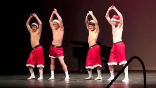 Mean Girls Dance Hunk Edition - Jingle Bell Rock