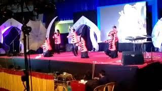 College Day function on girls dance  // Bishop Ambrose college //idhula enna irukku //in 2019