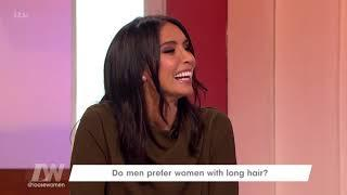 Anne Would Love to Have Long Hair   Loose Women
