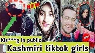 Kashmiri tiktok girls video|New Kashmiri Tiktok|Kashmiri girls Kis**ing in public