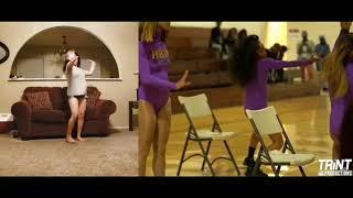 Alcorn State University Golden Girls Dance Cover (HBCU Dance Affair)