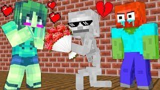 Monster School : Girls vs Boys LOVE Challenge ALL EPISODES - Funny Minecraft Animation