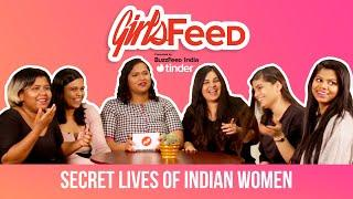 GirlsFeed S01E01 – The Secret Double Lives Of Indian Women