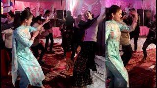 Beautiful Pahari Dance By Beautiful Girls in Marriage in Rohru | Latest Pahari Dance Video 2019