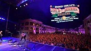 Brandi Carlile's Girls Just Wanna Weekend 2019 Official Recap Video