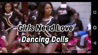 Dancing Dolls-Girls Need Love (Audio Swap)