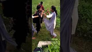 Viral Video: Trending Viral Video From Tirtol College, Two Girls Fighting each other for one BF