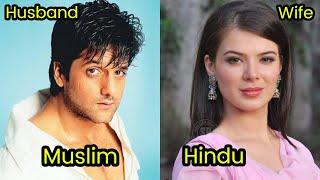 Muslim Actors Who Married Hindu Women in Bollywood 2018 | You Don't Know