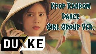 KPOP RANDOM DANCE CHALLENGE | GIRL GROUP VER