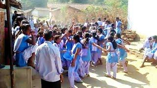 Sundargarh - lephripara - high school girls || sambalpuri dance video || new 2018