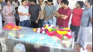 Director B Jaya Passes Away