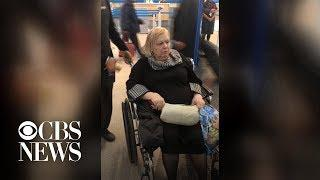 Woman in wheelchair left in Chicago airport overnight