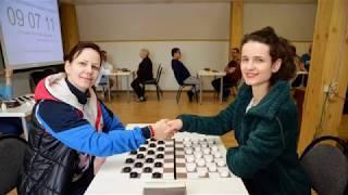 Zelenograd 2019. Draughts Deaf Russia Ch. (Men & Women). Photo-video film 2
