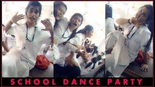 School Dance Party Tik Tok || School Girls Dance In Class Room || Tik Tok School Girl Dance